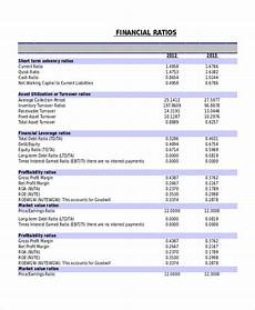 Financial Statement Analysis Example 14 Financial Statement Analysis Psd Google Docs Apple
