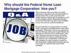Federal Home Loan Mortgage Corporation Federal Home Loan Mortgage Corporation Vinterview