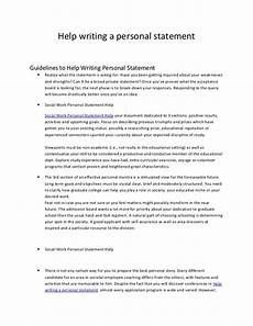 Care Worker Personal Statement Help Writing A Personal Statement 23
