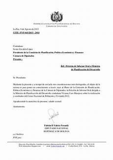 Ejemplos De Cartas De Peticion Peticion Informe