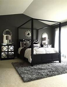 Black Walls In Bedroom These 15 Black Bedrooms Will Add Just The Right Amount Of