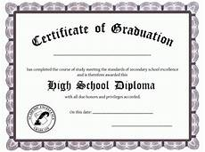 Blank College Diploma 25 High School Diploma Templates Free Download
