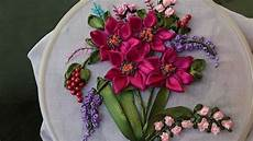 embroidery ribbon embroidery ribbon embroidery stitches for