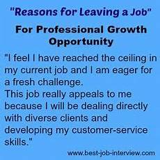 Reasons For Leaving Current Job Acceptable Reasons For Leaving A Job Job Interview Tips