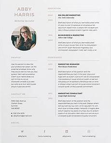 Fancy Cv Templates 49 Modern Resume Templates That Get You Hired Fancy Resumes