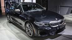 bmw m340i 2020 2020 bmw m340i xdrive launch 2018 la auto show