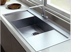 Extra Long Stainless Steel Inset Sink