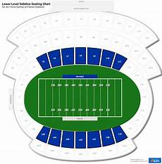 Af Falcon Stadium Seating Chart Falcon Stadium Air Force Seating Guide Rateyourseats Com