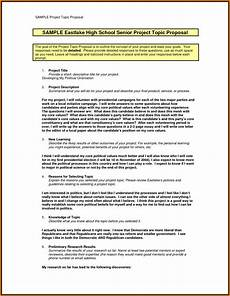 Example Of Written Proposal 4 Example Of Proposal Project Quote Templates Project