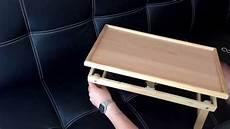 tavolo per pc tavolino notebook vassoio in legno per pc tavolo