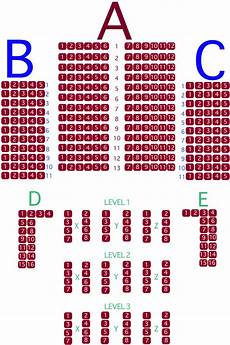 The El Rey Theatre Seating Chart Top Box Tickets Author Archivesgilbert Author At Top