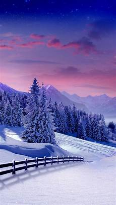 Iphone Wallpaper Winter by Winter Landscape Winter Iphone Wallpapers Mobile9 In