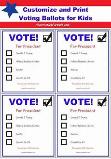 Voting Ballot Template For Word Voting Ballots Templates Free Download Freemium Templates