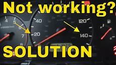 1997 Honda Accord Dash Lights Not Working Honda Illumination Not Working How To Fix Instrument