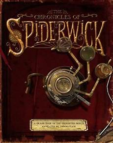 The Chronicles Of Spiderwick Spiderwick Chronicles By