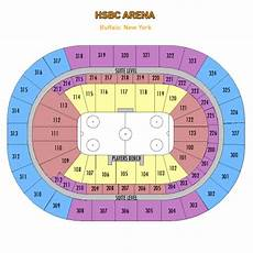 Buffalo Sabres Arena Seating Chart Tim And S Travelogue