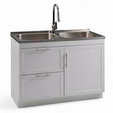 simpli home seiger 46 in x 20 in x 35 in dual stainless