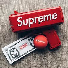 supreme money gun wallpaper pin on i with this