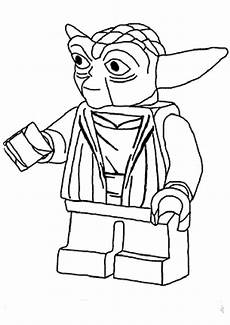 Malvorlagen Lego Wars Lego Luke Skywalker Coloring Coloring Pages