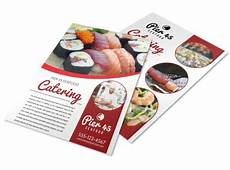 Catering Flyers Design Design Custom Catering Flyers Online Mycreativeshop
