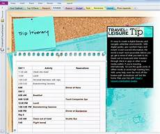 Trip Planned Travel Plans Made Simple With Microsoft Onenote Simply