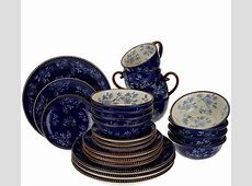 Temptations 24 piece Floral Lace Service for 4 Dinnerware
