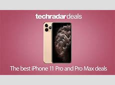The best iPhone 11 Pro and Pro Max plans and prices in