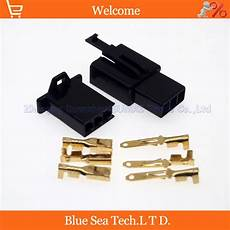 3 Way Lighting Connector 3 Way Pin Electrical Connector Kits Amp Female Sets For E