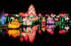 Chinese Lights New York Lantern Festival Chinese New Year 2020