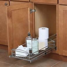 pull out basket organizer kitchen cabinet drawer holder