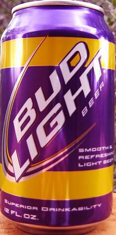 Bud Light Vikings Can New Cans