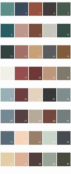 Lowes Paint Color Chart Behr House Paint Colors Palette 08