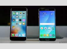 A Samsung phone leads in US customer satisfaction survey