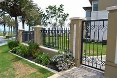 Simple Fence Design Iron Gates And Fences Designs Fence Ideas Site