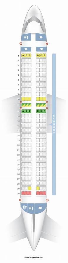 Airbus A320neo Seating Chart Seatguru Seat Map Sas Airbus A320neo 320