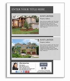 Broker Open House Flyer 15 Best Free Open House Flyer Templates