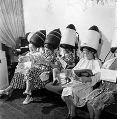 188 melhores imagens de vintage beauty salon sal 245 es de