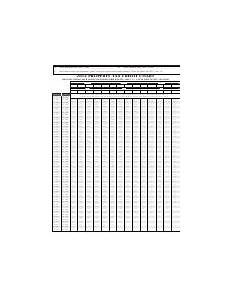 Missouri Tax Chart Instructions For Form Mo 1040p Property Tax Credit