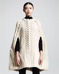 stricken cape stricken cape jennies ponchos capes knitting bee