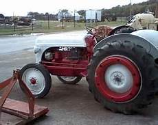 Used Farm Tractors For Sale Ford 8n W Wheel Weights