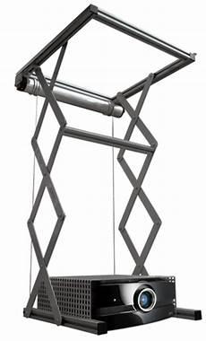 staffa videoproiettore soffitto staffa motorizzata per proiettore a soffitto variolift