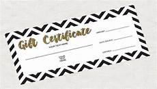 Gift Certificates Blanks 30 Blank Gift Certificate Templates Doc Pdf Free