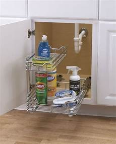 sink shelf shelves that slide cabinet pull out