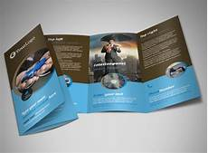 Tri Fold Flyer Will Deliver More Than 100 Tri Fold Brochure Templates For