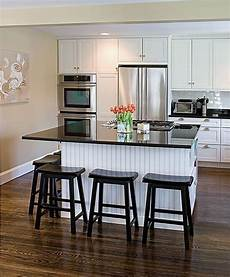 size of kitchen island with seating 30 kitchen islands with seating and dining areas digsdigs