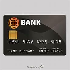 Credit Card Sample Sample Credit Card Design Free Vector File Download