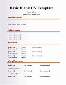 Resumetemplate Com Resume Fill Out Form Resume Sample