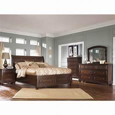 Furniture Porter Bedroom Set Porter 5 Bedroom Set B697 5pcset