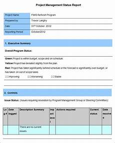 Project Management Incident Report Template Management Report Template 35 Word Pdf Apple Pages