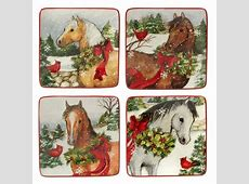 Shop Certified International Christmas on the Farm 6 inch